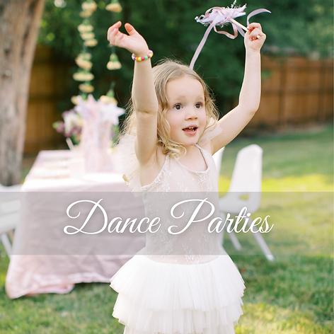 Dancing Princess Parties  Denver's Princess Company Dance Parties.png