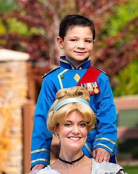 Dancing Princess Parties - Princess Characters - Cinderella - Birthday Parties and Events