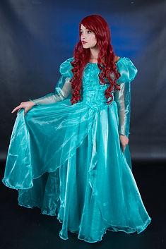 Little Mermaid Princess - Ariel - Under the Sea Party - Birthday Party - Mermaid Birthday