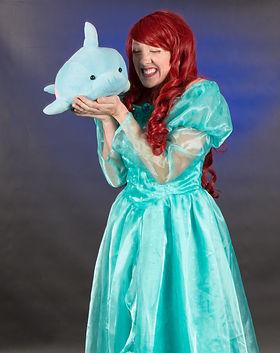 Under the Sea Party - Mermaid Party - Mermaid Princess - The Little Mermaid Birthday - Dan