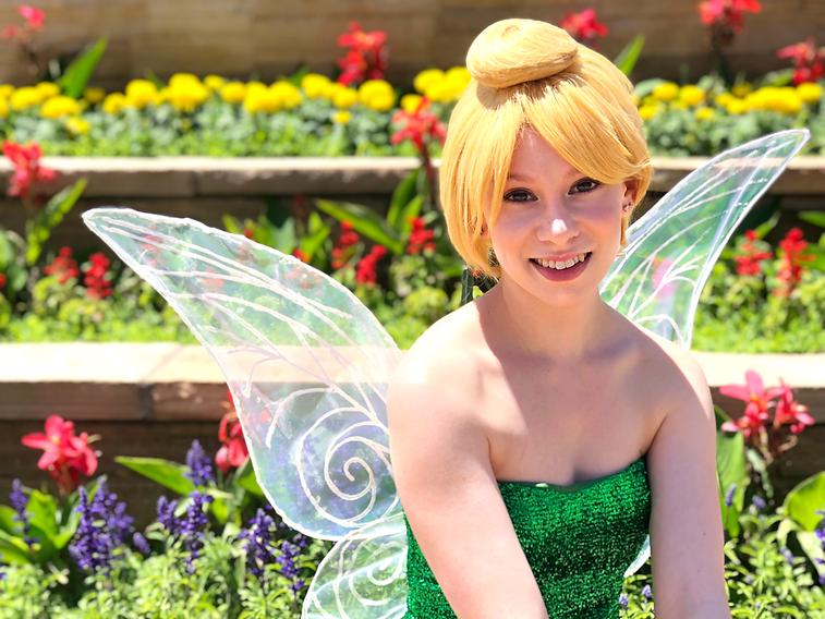 Dancing Princess Parties - Tinker Bell -Pixie Princess - Birthday Party - Parker Colorado