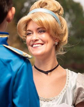 Cinderella and Princess Charming - Photoshoot - Colorado Photography - Todd Strong Photogr