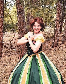 Coronation Princess - Frozen