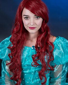 Mermaid Princess - Ariel - Dancing Princess Parties - Denver's Princess Company - Little M