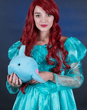 Dancing Princess Parties - Denver's Princess Company - Princess Birthday Party - Little Me