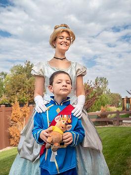 Dancing Princess Parties - Colorado Princess Parties - Denver's Princess Company