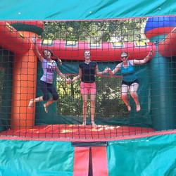 Tracy, Morgan and Karissa - Bouncy