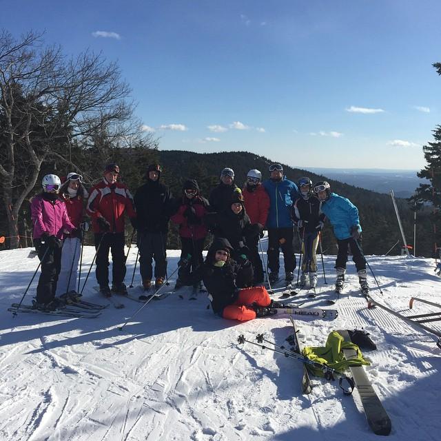 Ski Trip 2015 Group
