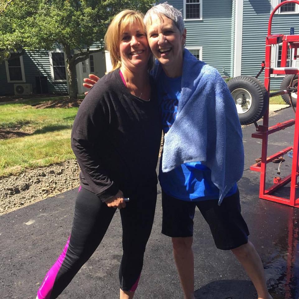 Karen and Ronan-ALS