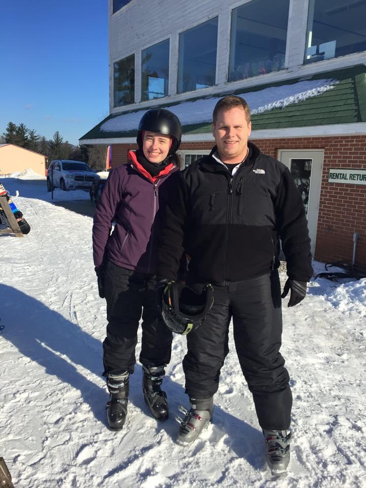 Ski Trip 2015 C and K