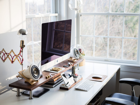 Five Tips to Stay Productive in Your Home Office