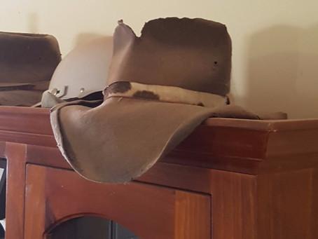An Old Battered Hat