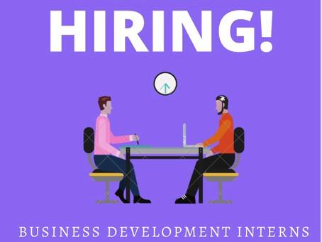 Business Development(Internship) - PAN India