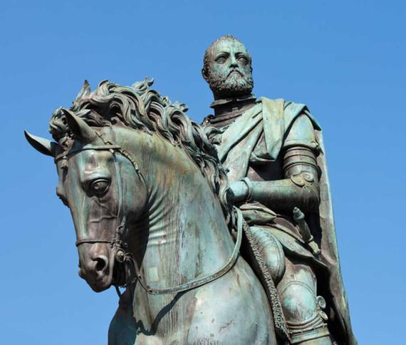 Cosimo-de-medici-a-cavallo