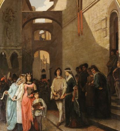 Matrimonio-medievale-le-nozze-di-Buondelmonte-Altamura