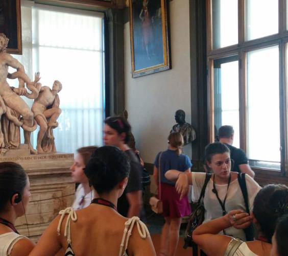 guida-turistica-uffizi-firenze-eleonora