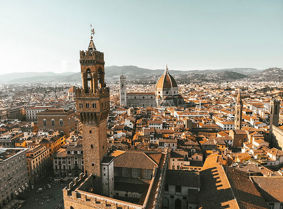 Florence Panorama Skyline Cityscape Tusc