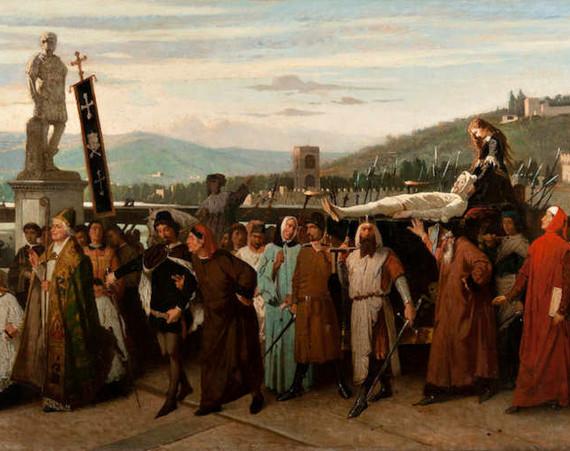 Altamura-I-funerali-di-Buondelmonte