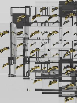 Pixel Bee Grave