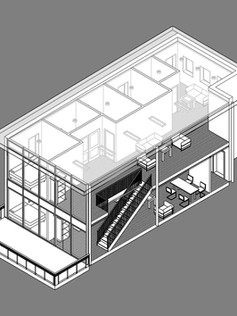 Interior Design Revit Project