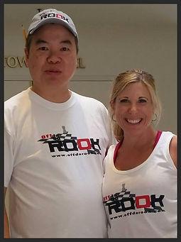 Chess Coach Jerry Yee and Coach Jen