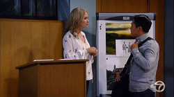 #screengrab from my #GeneralHospital scene with _ashleyaubra! About the only other possible one sinc