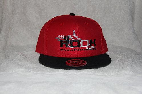 OFF da Rook flat bill hat