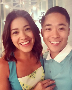 _hereisGina and I look like we could be interracial twins, no_ Well after I saw how amazing and kind