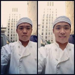 Bad cook, good cook