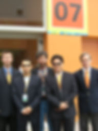 US Team at Turn Olympiad 2006 .jpg