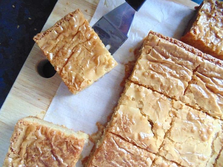 Gluten Free Hand Made Blondies