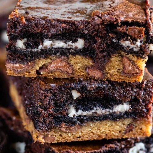 Slutty Brownies....