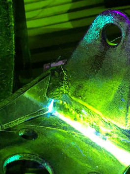 Magnetic Particle Inspection (MT)