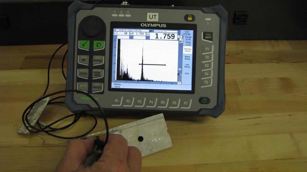 Ultrasonic Inspection (UT)
