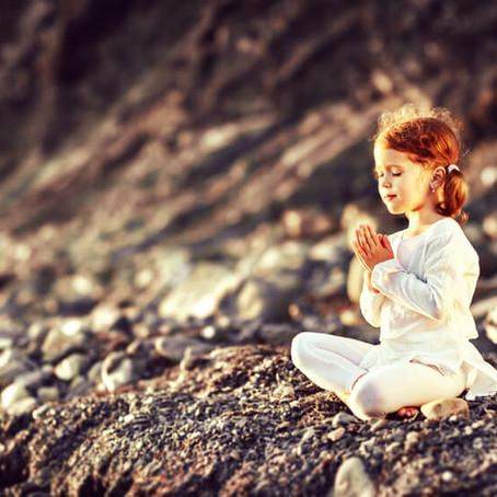 How do we get kids meditating?