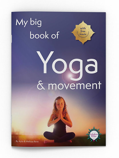 MY BIG BOOK OF YOGA