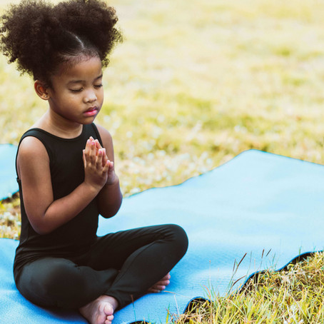 The Benefits of Yoga for Kids in the Digital Age