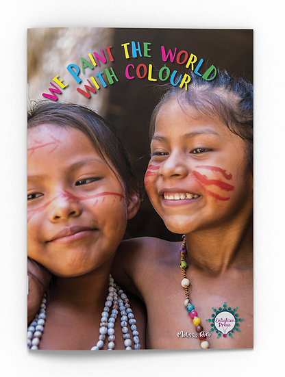 WE PAINT THE WORLD WITH COLOUR