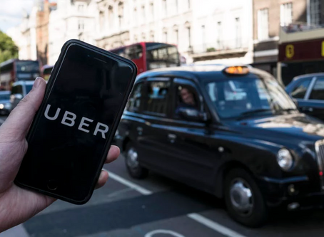 Time for Uber to redesign it's work practices?