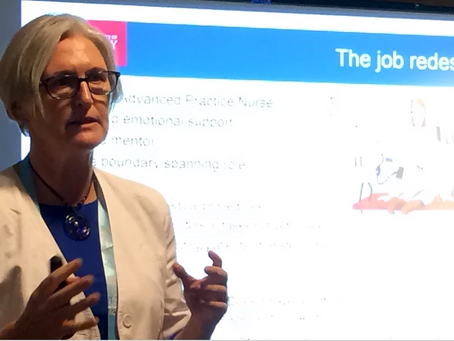 Dr Anya Johnson: Work Redesign in a Hospital
