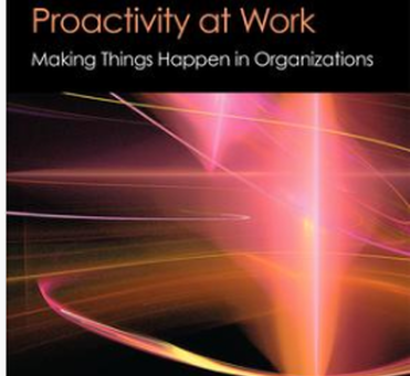 "New ""go to handbook"" on proactivity released!"