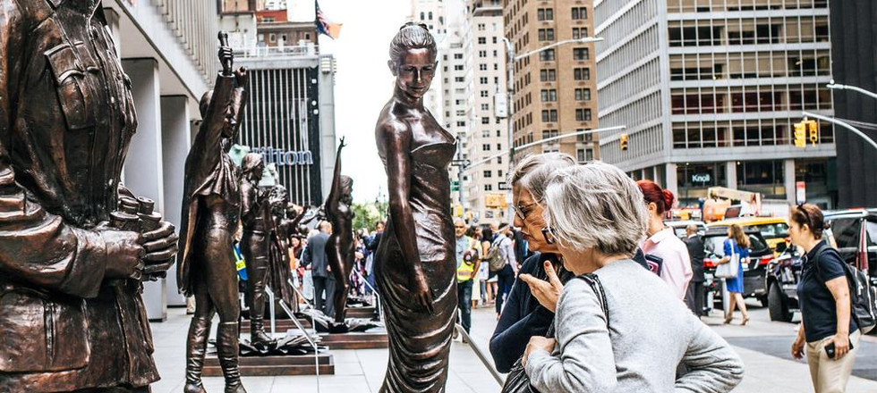 STATUES FOR EQUALITY LAUNCH 2019