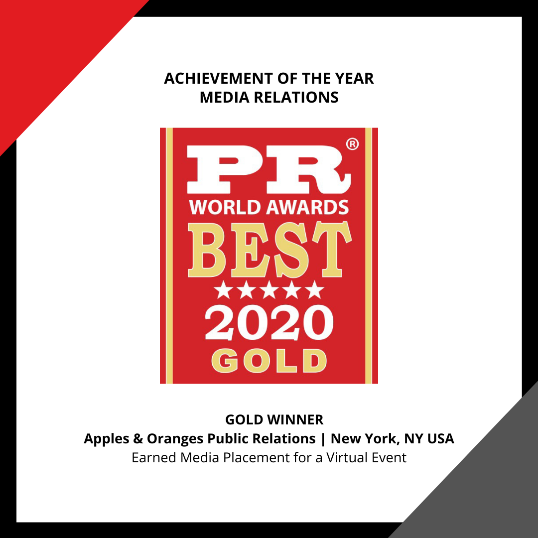 PR World Award