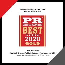 PR World Award