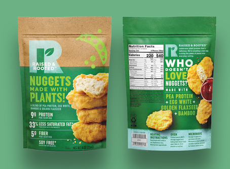 Tyson Launches Its First Plant-Based Protein Brand to Compete With Beyond Meat.