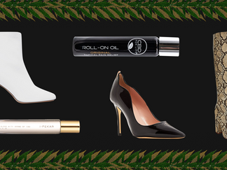 Trying CBD, Hollywood's Best-Kept Secret for Wearing Heels Comfortably.