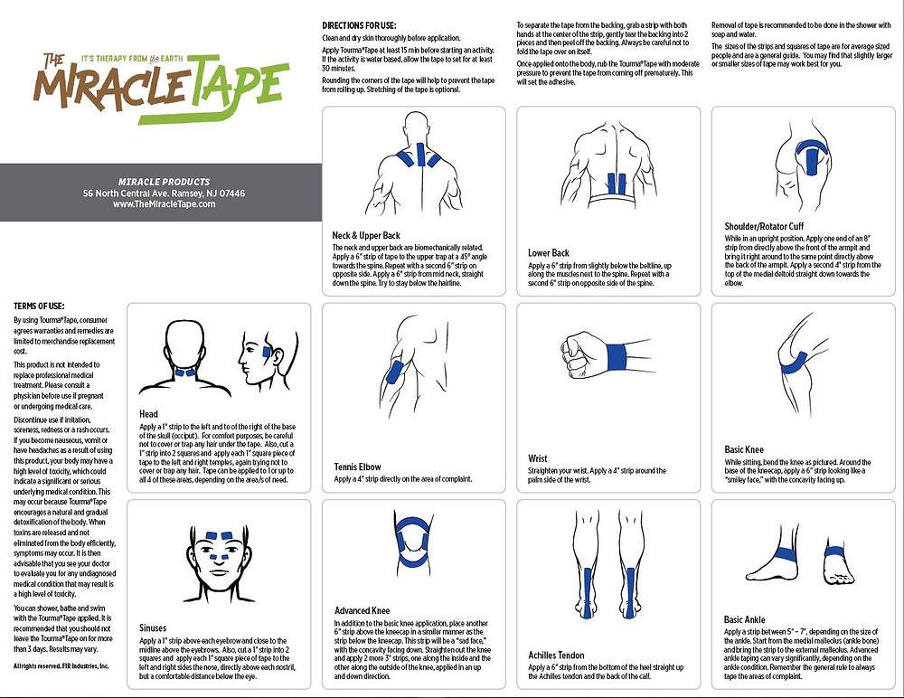 The Miracle Tape Guide