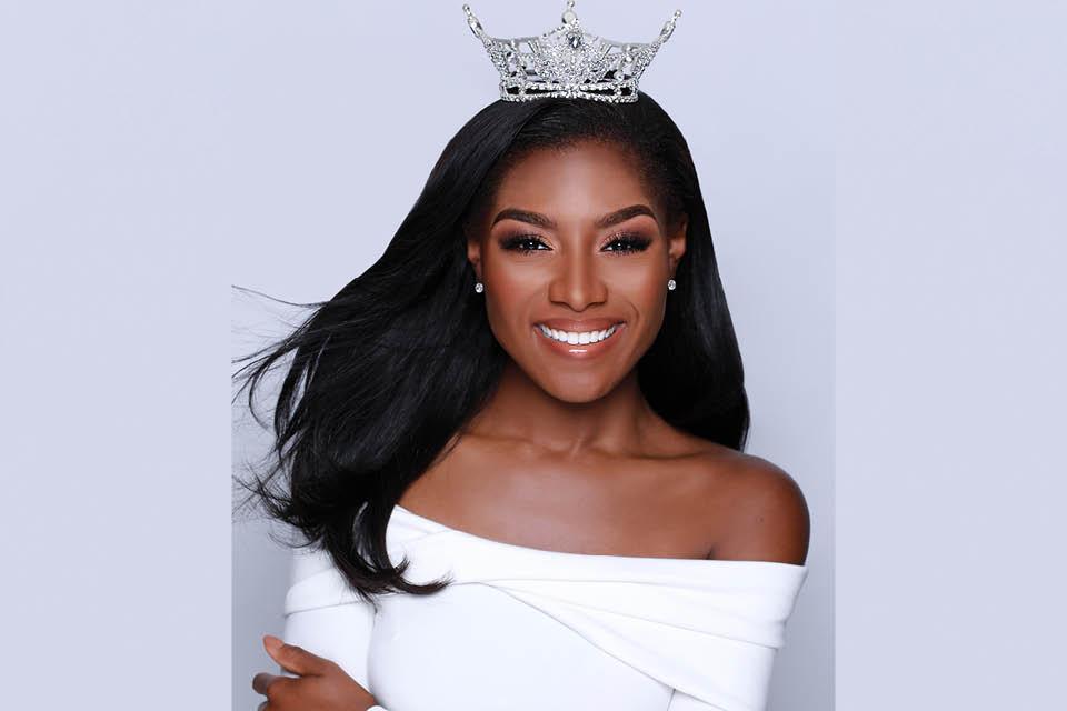 Miss America 2019 Nia Franklin
