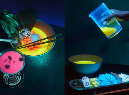 Glow-In-The-Dark Ramen Is Making Its Way To Los Angeles