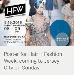 'Hair + Fashion' makes for a stylish Sunday